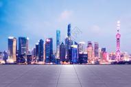 城市夜景地面背景图图片