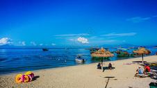 广东惠州巽寮湾海滨图片