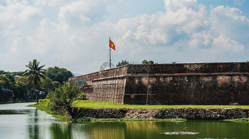 越南顺化古城图片