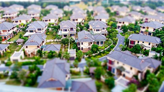 微观模式福建东山岛别墅群图片
