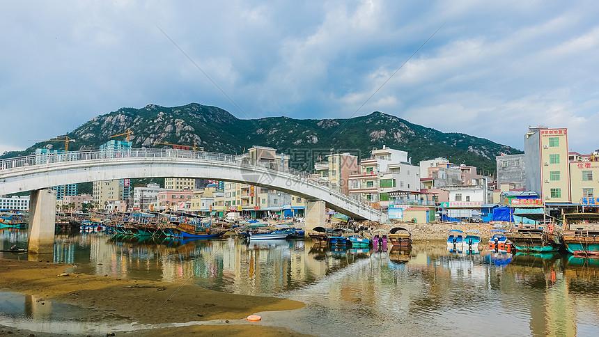 广东巽寮湾街景图片