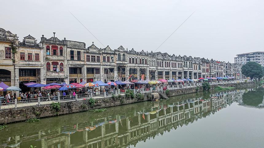 广东赤坎古镇图片