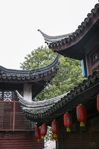 古风建筑图片