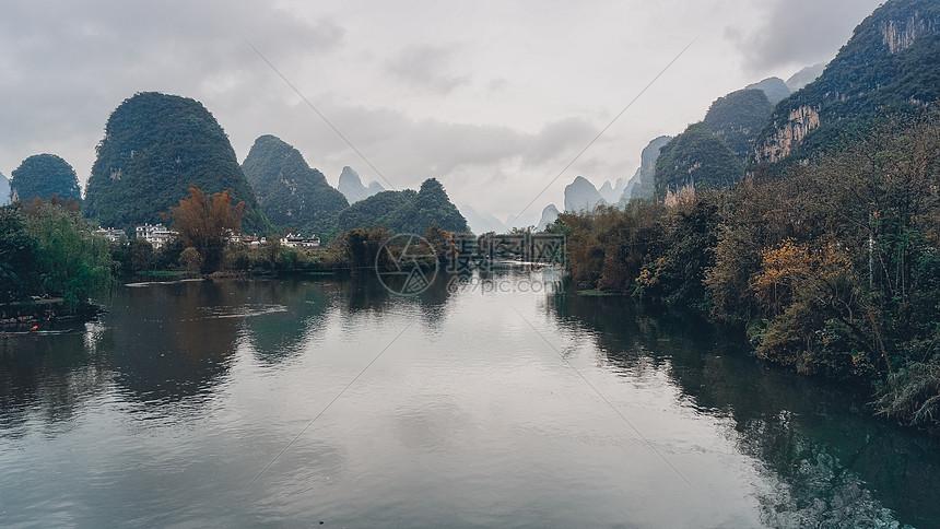 广西桂林山水图片