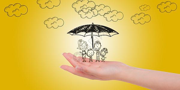 家人健康保障图片
