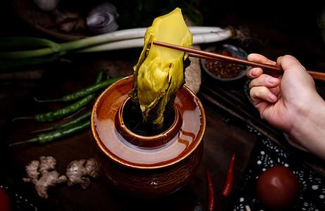 老坛酸菜图片