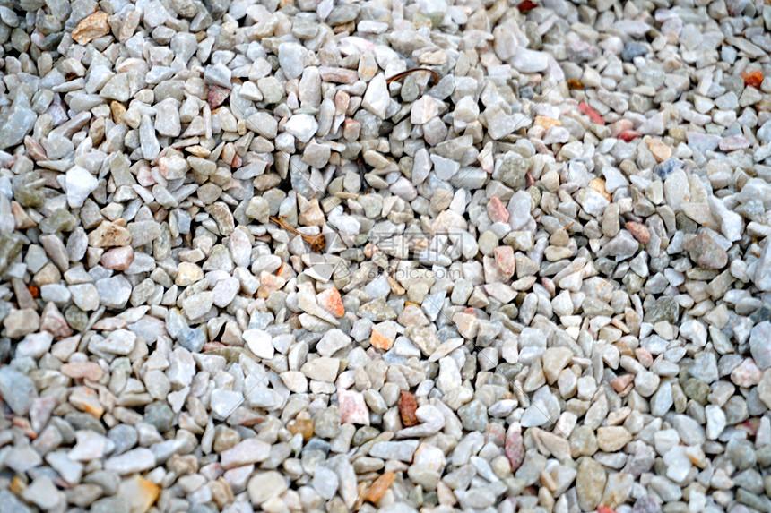 公园的石头图片