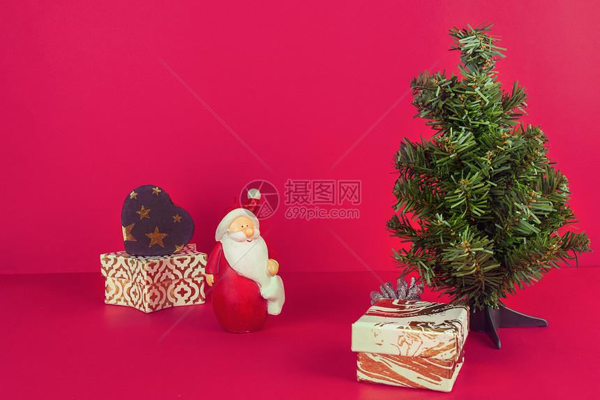 圣诞节与圣诞老人素材图片