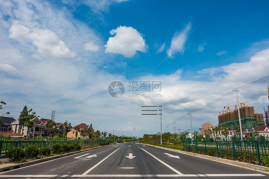 城市高架道路图片