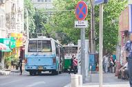 公交汽车图片