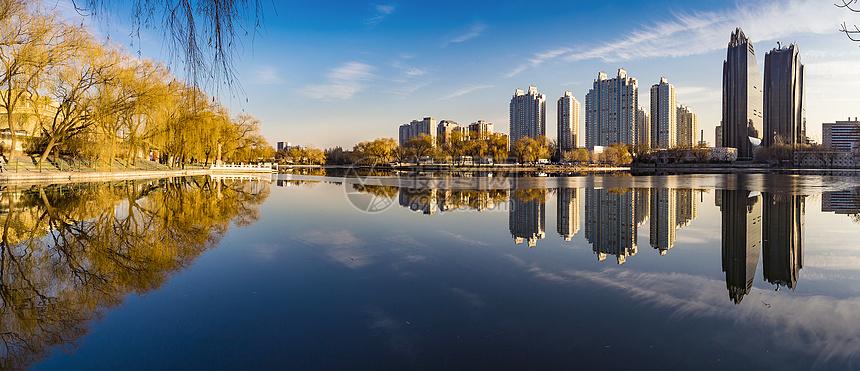 城市公园图片