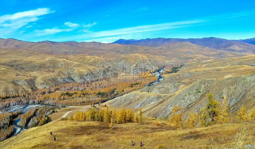 新疆喀纳斯景区图片