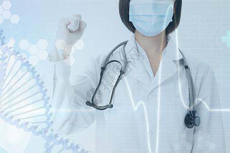 画结构的医生图片
