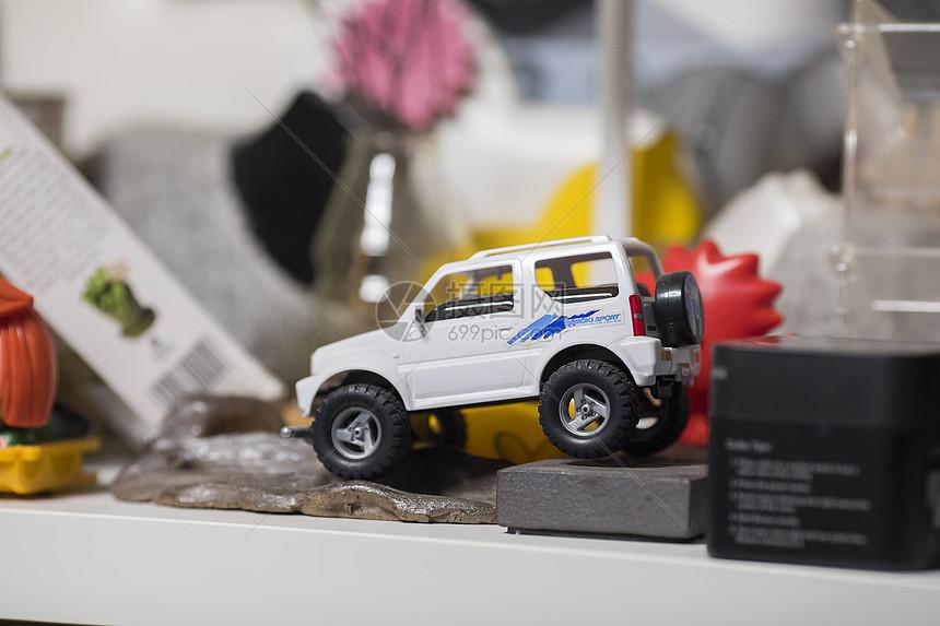 越野车模型图片