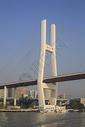 上海景点南浦大桥图片
