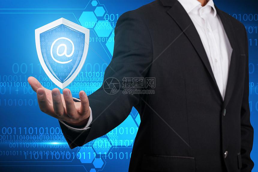 互联网信息安全图片