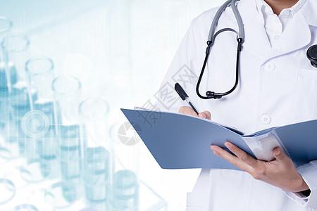 医疗健康试验图片