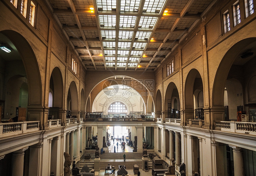 埃及博物馆图片