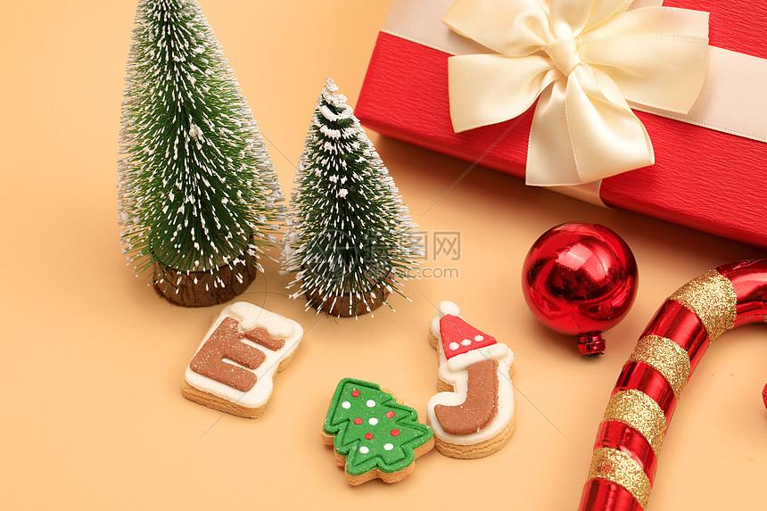 圣诞节礼物图片