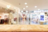 商场桌面背景图片