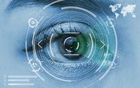 眼睛扫描技术图片