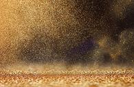 金色磨砂背景图片