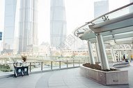 上海地标陆家嘴建筑图片