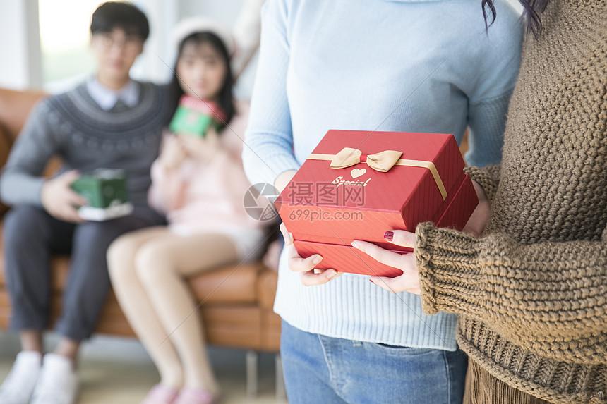 圣诞青年聚会图片