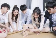 朋友们一起玩游戏500756886图片