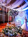 欧式婚礼布置现场图片