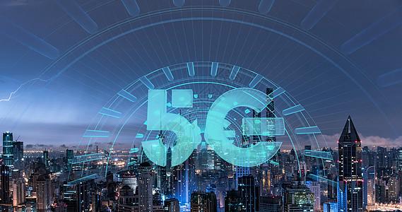 科技城市大数据图片