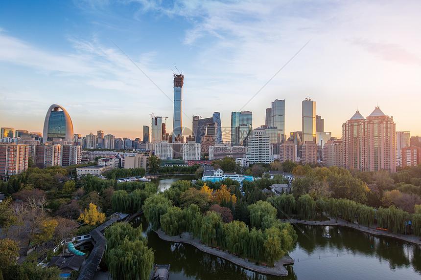 北京城市建筑图片