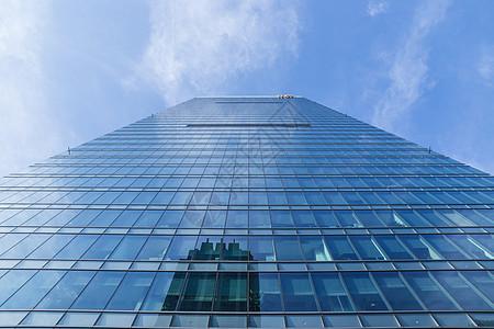 上海商务大楼外立面特写图片