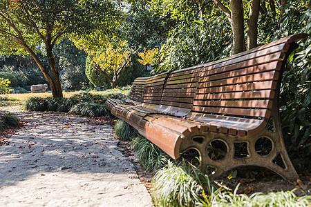 桂林公园椅子图片