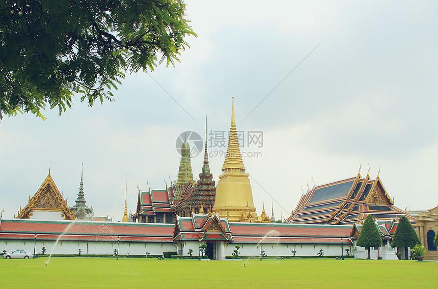 曼谷大皇宫图片