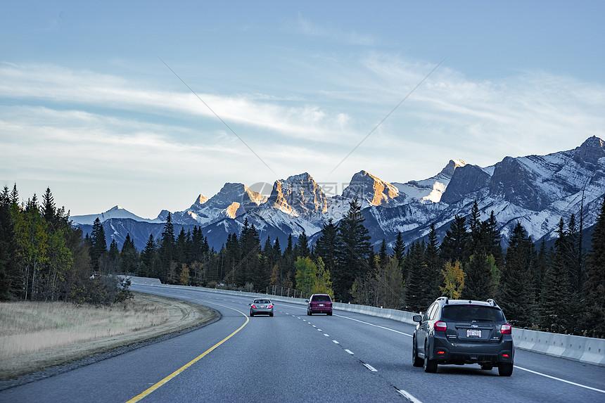 加拿大班芙国家公园自驾游图片