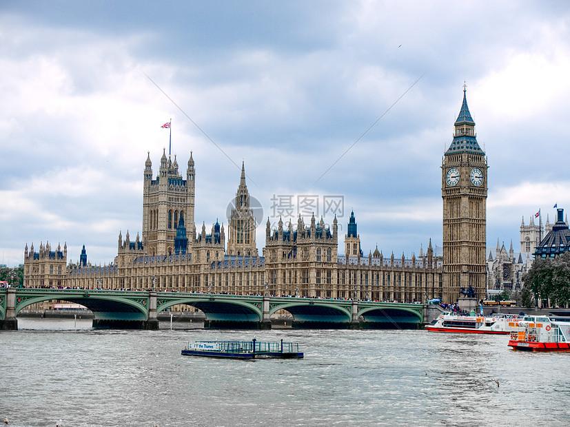 伦敦西敏寺图片