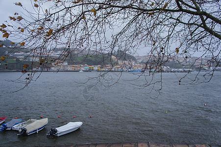 葡萄牙波尔图冬日一景图片
