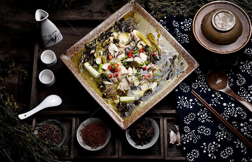 酸菜鱼图片
