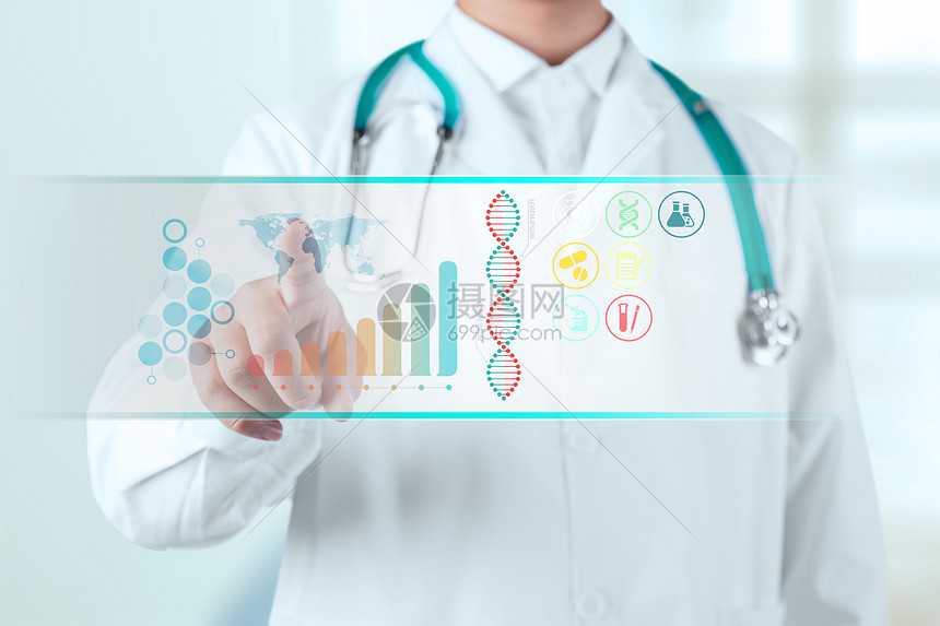 未来医疗检测图片