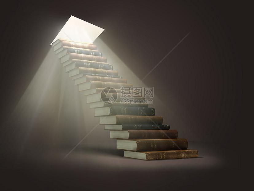 进阶书梯图片