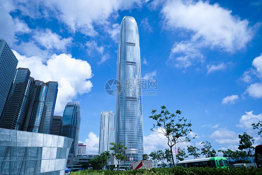 香港IFC大厦图片