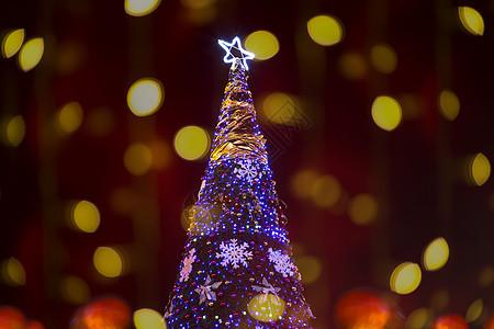 梦幻圣诞之夜图片