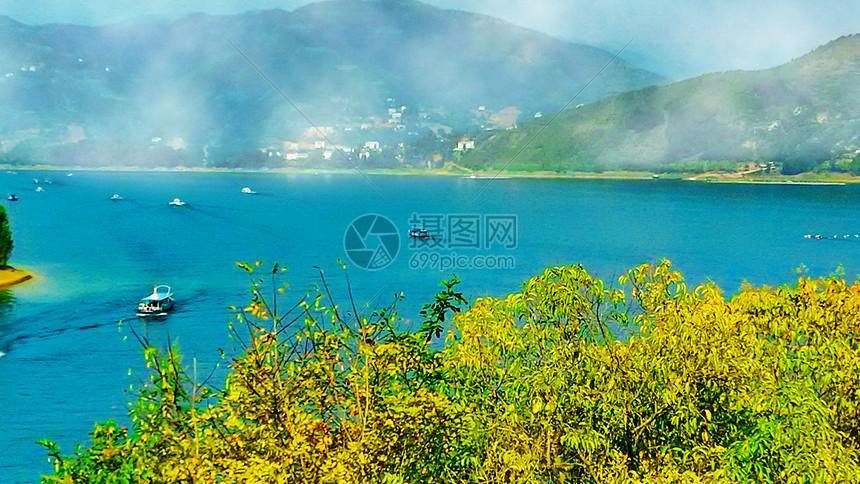 陕西安康旅游风光图片