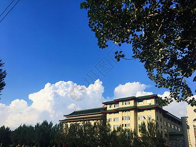 宫崎骏动画片一样的天空图片