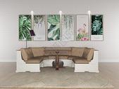 现代简约客厅效果图图片
