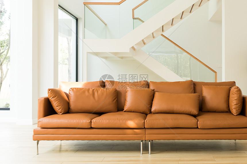 简约客厅现代沙发图片