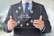 人力资源概念图片
