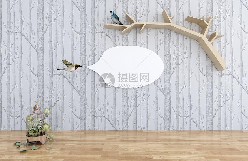 日系简单家居图片