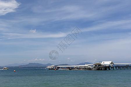 三亚蜈支洲岛高清图片
